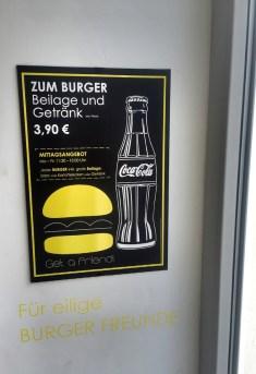 Meat in Bun - Burgerladen - Kapuzinerstraße - 23