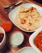 Bombay Tandoori Lieferdienstcheck Pizza de 1