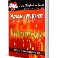Mpango Wa Kando- Is It Survival For The Sluttiest?