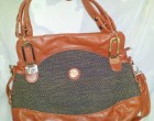 Brown hybrid Handbag