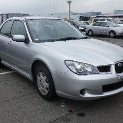 2006 Subaru Impreza Sedan @820,000 KBW xxxF