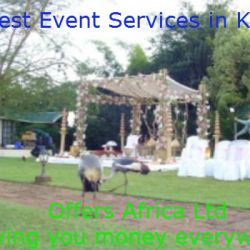 event services in Kenya
