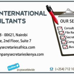 business services in Kenya