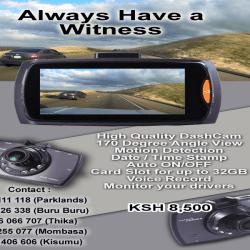 ALL DashCam AD copy