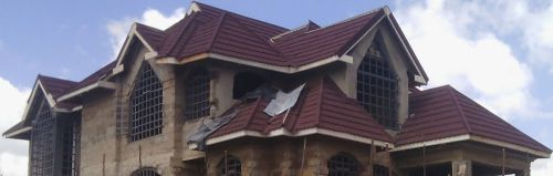 Roofing Coated Sheets Decra Biashara Kenya