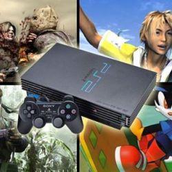 We Install PS2(Playstation 2) usb Games at 100/= Each