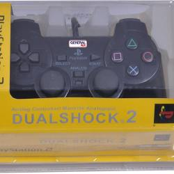 PS2 Gamepad yellow pack