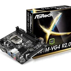 Asrock core i7,i5,i3 LGA1150 Desktop Motherboard