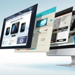 hospital web design in Nairobi