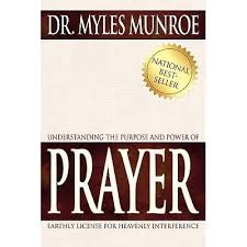 Prayer - Myles Munroe