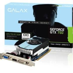 Nvidia GTX 750 Ti OC