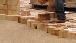 woodblocks