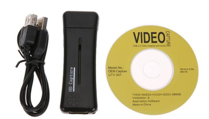 Mini-Portable-USB-HDMI-Video-Capture-Card-USB-2-0-Port-HD-1-Way-HDMI-1080P