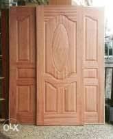 Flash doors