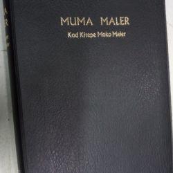 Muma Maler - Kod Kitepe