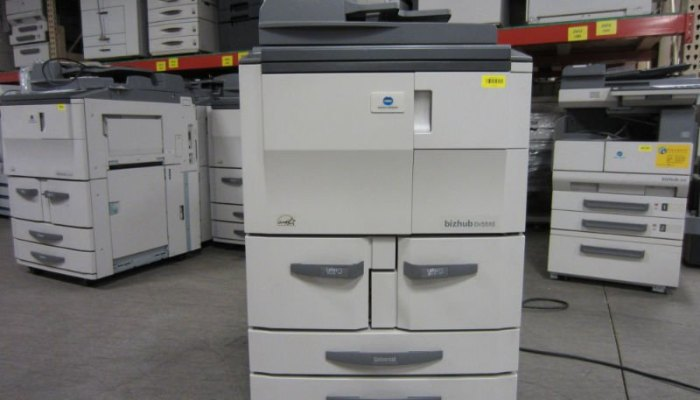 Used-Copiers