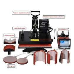 1pcs-8-In-1-Combo-Heat-Transfer-Machine-Sublimation-Heat-Press-Machine-For-Plate-Mug-Cap