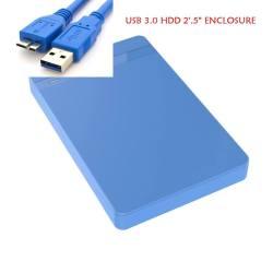 Casing {3.0 USB} For laptop SATA Harddisk 2.5inch Enclosure@ Ksh 1400.00