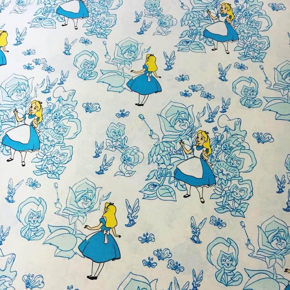 Fullsize Of Alice In Wonderland Fabric