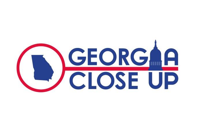 Georgia Close Up