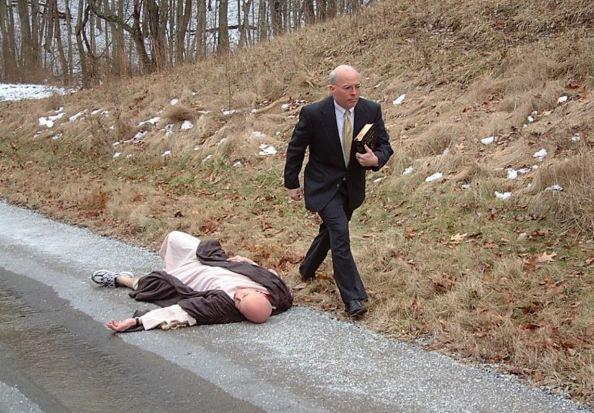 Modern Samaritan