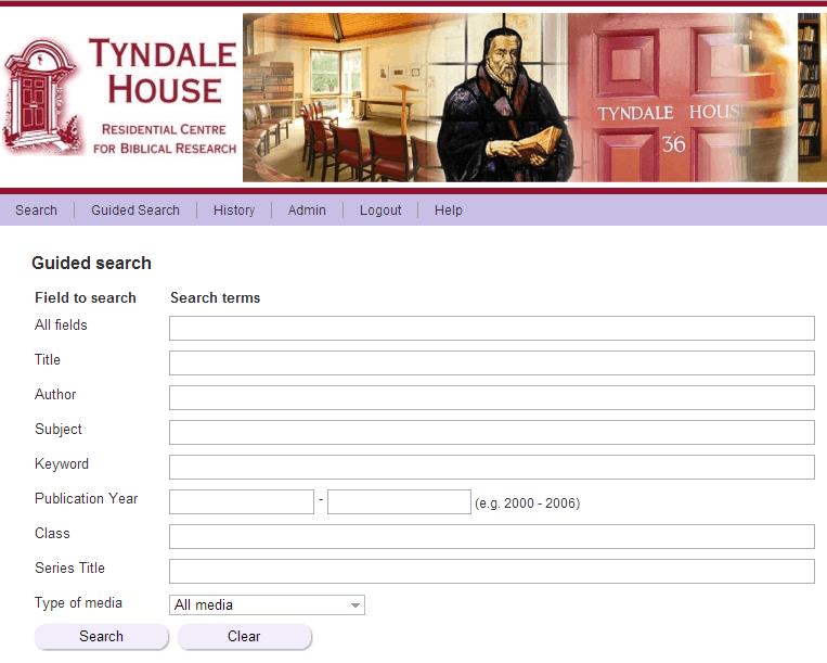 tyndalehousesearch
