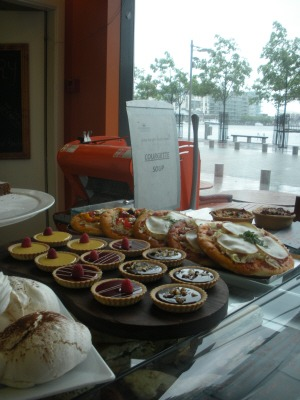 Il Valentino Continental Bakery, 5 Gallery Quay, Grand Canal, Dublin 2