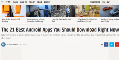 The 21 Best Android Apps You Should Download Right Now - Biblipole