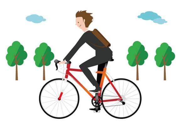 自転車通勤が可能な長距離の限界はどのくらい?