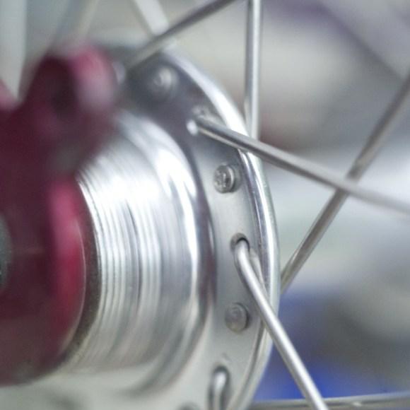自転車のスポークの組み方は一つじゃない!?