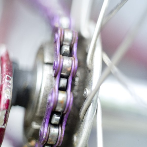 ロードバイクのチェーンやフレームの寿命について