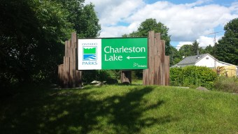 We went to the wrong Charleston Lake! 20km detour