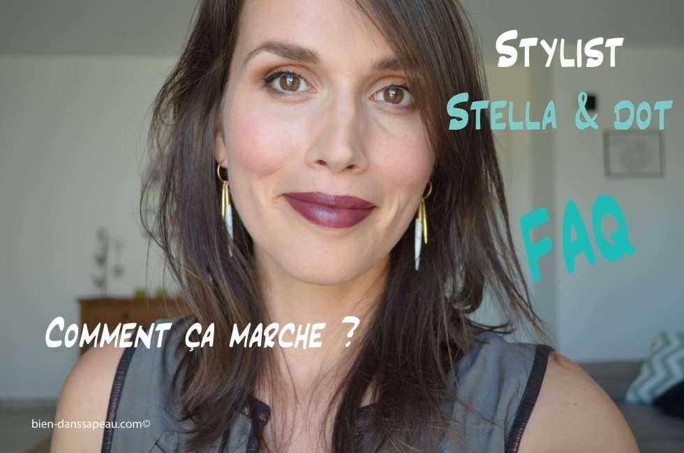 Stylist indépendante Stella & dot