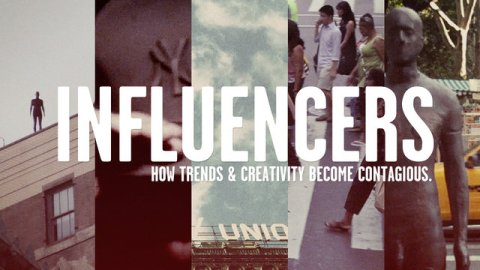 INFLUENCERS FULL VERSION by R+I creative PLUS 1 year ago   INFLUENCERS is a short documentary that explores what it means to be an influencer and how trends and creativity become contagious today in music, fashion and entertainment. The film attempts to understand the essence of influence, what makes a person influential […]