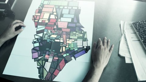 "by ODD NY PLUS 1 month ago   ""Mapping"" is the first installment of a series of shorts entitled ""ODD NY"". The story follows ODD executive creative director Gary Breslin as he guides us through the surreal and dream-like visions of the city he lives in. ""Mapping"" shows us the familiar and […]"