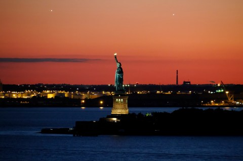 You can book some really great cruises to Liberty Island here: New York Liberty Cruises! You can order some nice printouts on canvas http://500px.com/Gogo6969