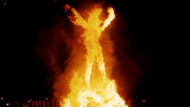 Woman Dies At Burning Man 2014