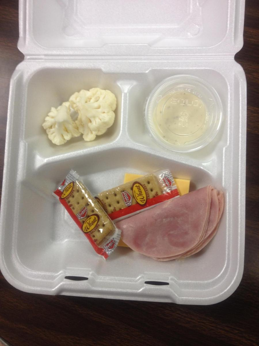 "Student's Picture of Michelle Obama's ""School Lunch"" Sparks Outrage, No Better Than ""Feed The Children in Africa Eat Better Than American Children"""