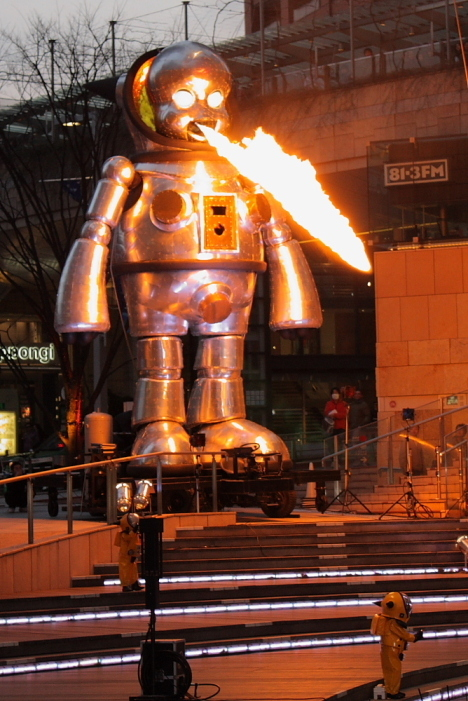 Stop the Robots!  Liberals Using Robots to Destroy Jesus, Bring in New Age of Liberal Darkness