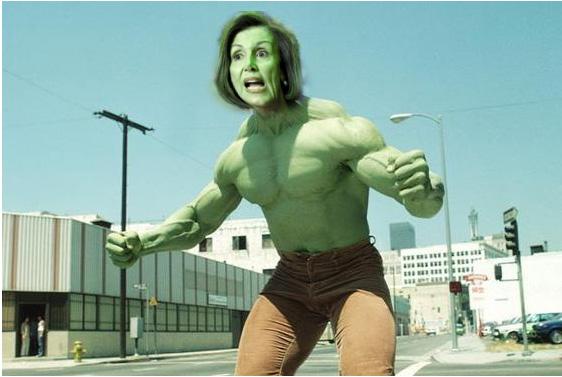 Enraged Nancy Pelosi Tears Through Capitol, Curses Netanyahu's Visit to DC