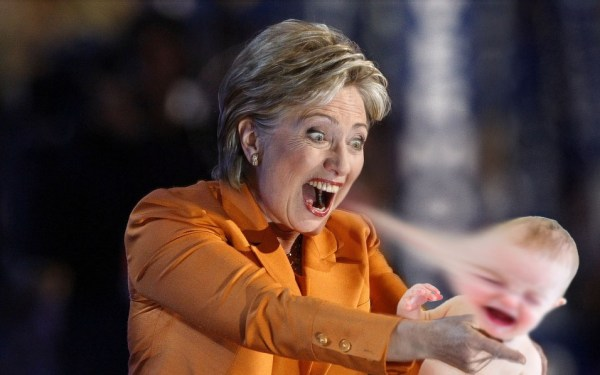 Hillary Clinton presidency will only spell doom and destruction for the innocent in America.