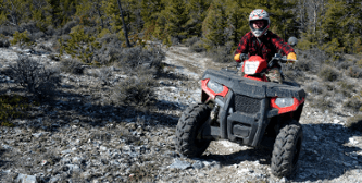 ATVing Featured
