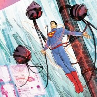 DC reveals preview artwork from Tomasi's upcoming SUPER LEAGUE crossover!