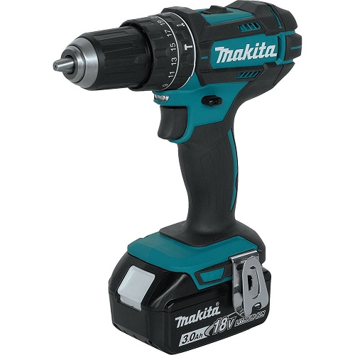 Makita XPH012 18V LXT Lithium Ion Cordless ½-inch Hammer Driver-Drill Kit