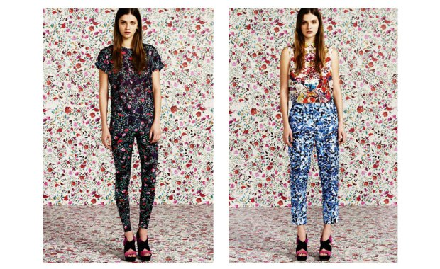 Mary Katrantzou Capsule Collection for Topshop