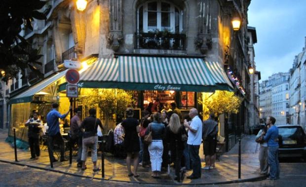 Chez Janou, Paris
