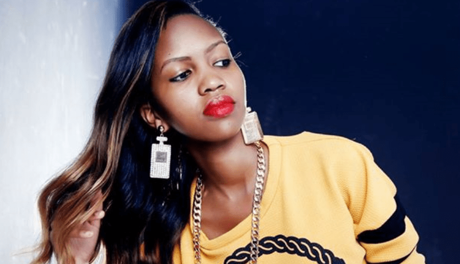 Vera Sidika Shows Her Wet Asset in a Swimming Pool (Video)