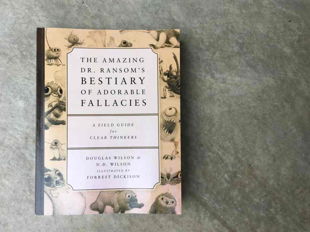 The Amazing Dr. Ransom's Bestiary of Adorable Fallacies: A Field Guide for Clear Thinkers Review & Giveaway