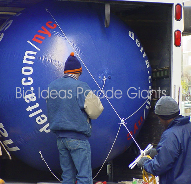Delta Helium Sphere 6.5 ft