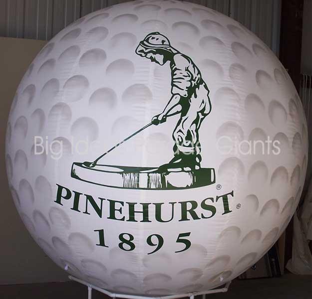 Pinehurst CC Helium Sphere